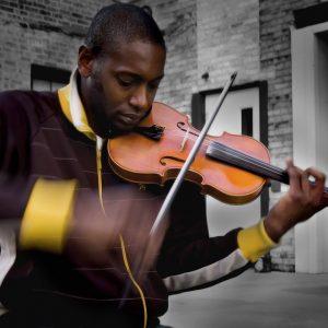 shutterstock_black_violinist